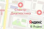 Схема проезда до компании Отдел защиты прав потребителей в Белгороде