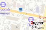 Схема проезда до компании Банкомат, Промсвязьбанк, ПАО в Белгороде