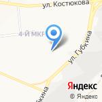 МТЕ-Черноземье на карте Белгорода