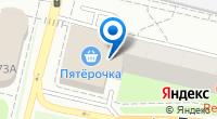 Компания Коопер на карте