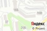 Схема проезда до компании ОСА в Белгороде