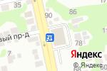 Схема проезда до компании PRAVDA в Белгороде