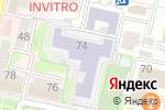 Схема проезда до компании Лицей №9 в Белгороде