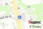 Схема проезда до компании OZON.ru в Белгороде