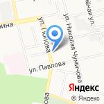 PRAVDA на карте Белгорода