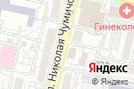 Схема проезда до компании БиЛайт в Белгороде