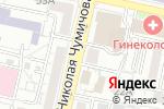 Схема проезда до компании Текстиль Галерея в Белгороде