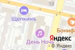 Схема проезда до компании Моя реклама в Белгороде