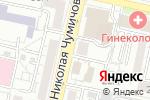 Схема проезда до компании Пивной Магнат в Белгороде
