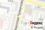 Схема проезда до компании Ваш Белгород в Белгороде