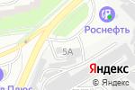 Схема проезда до компании АВА в Белгороде