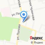 Мытный двор на карте Белгорода