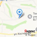 Стройкомплекс на карте Белгорода