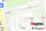 Схема проезда до компании Три шага в Белгороде