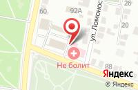Схема проезда до компании Измерительные приборы в Белгороде