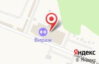 Схема проезда до компании Солнечный в Беломестном
