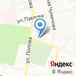 Дент-миа на карте Белгорода