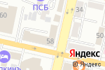 Схема проезда до компании Нотариус Коцюмбас А.А. в Белгороде