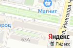 Схема проезда до компании Сорока в Белгороде