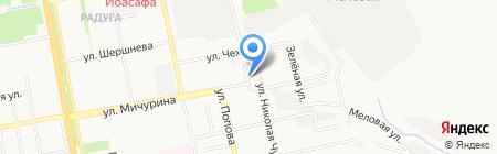 БУМ на карте Белгорода