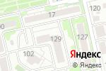 Схема проезда до компании IN GAME в Белгороде