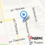 Пивной Магнат на карте Белгорода