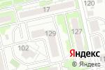 Схема проезда до компании Революция в Белгороде