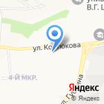 КоМоД на карте Белгорода