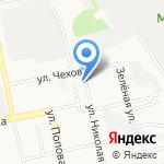 ДомовойСтрой на карте Белгорода