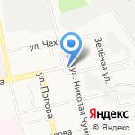 Технофарм на карте Белгорода