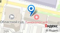 Компания Фантасмиа на карте
