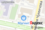 Схема проезда до компании Банкомат, АКБ Авангард, ПАО в Белгороде