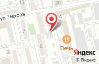 Схема проезда до компании ДомовойСтрой в Белгороде