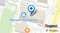 Компания АЛТИН на карте