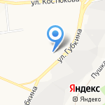 Davy Jones на карте Белгорода