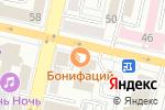Схема проезда до компании Трапеза в Белгороде