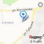 Детский сад №67 комбинированного вида на карте Белгорода