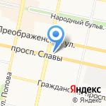 Лора Тур на карте Белгорода