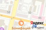 Схема проезда до компании Еврогеоматериалы в Белгороде