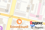 Схема проезда до компании Селектив в Белгороде