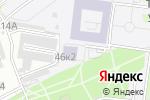 Схема проезда до компании Бизнес-Проект в Белгороде