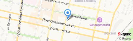 Панорама на карте Белгорода