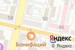 Схема проезда до компании Florence в Белгороде