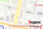 Схема проезда до компании Юридический центр правовой защиты в Белгороде