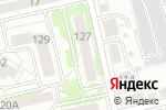 Схема проезда до компании Участковый пункт полиции №19 в Белгороде
