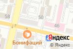 Схема проезда до компании Джулия в Белгороде