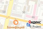Схема проезда до компании Гермес в Белгороде