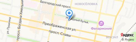 ПИНОККИО на карте Белгорода