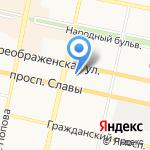 Росгосстрах на карте Белгорода