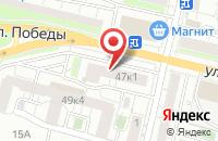 Схема проезда до компании АНАИС ПРОФИ в Белгороде